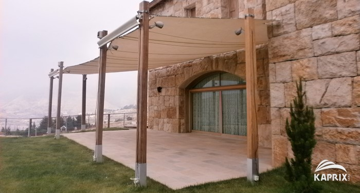 Awnings in Lebanon