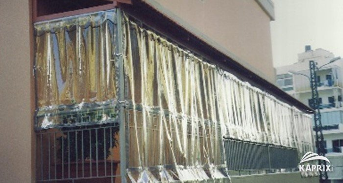Curtain For Balcony: Outdoor Curtains