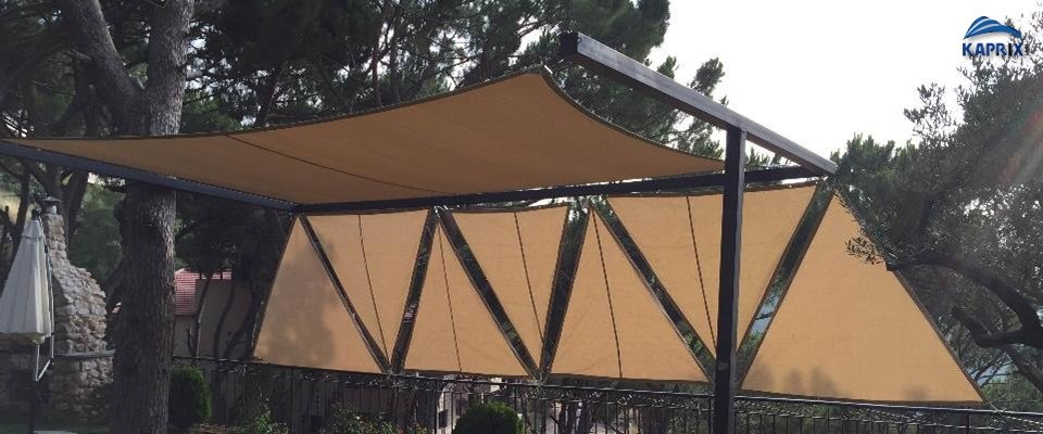Shade Sails and Tents in Lebanon