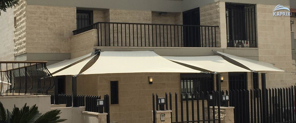 Shade Sails and Awnings in Lebanon