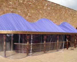Stylish Awnings